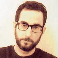 """עמית נויפלד (41), בלוגר ועורך אתר """"תנועת ההאטה"""""""