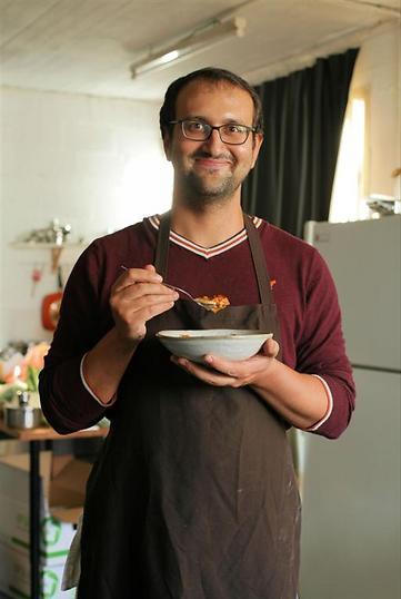 """תלם. """"אני רוצה לגרום לאנשים לרצות להשתולל במטבח שלהם"""" (צילום: לירון ברקן)"""