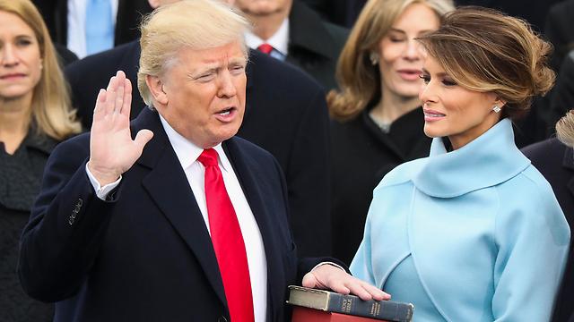 America's new president sworn in (Photo: AP)