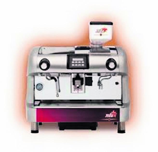מכונת הקפה של ביאנקי