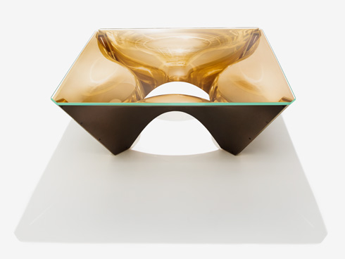 רהיטים וידיות. אחד הפריטים שעיצב אדאג'יה לבית הריהוט Knoll (צילום: באדיבות Knoll)