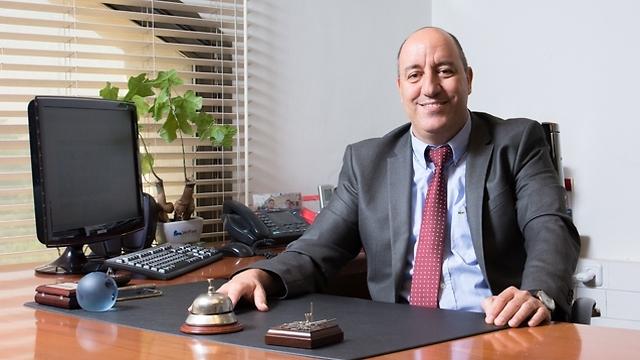 יורם מימון, מנהל בנק הדואר (צילום: באדיבות דואר ישראל)