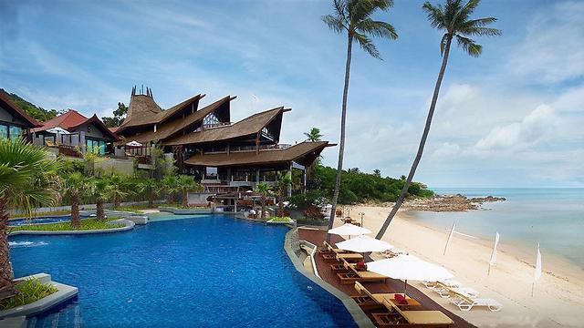 האי התאילנדי העמוס יותר: קו סמוי. נקודת יציאה טובה לשאר האיים ()