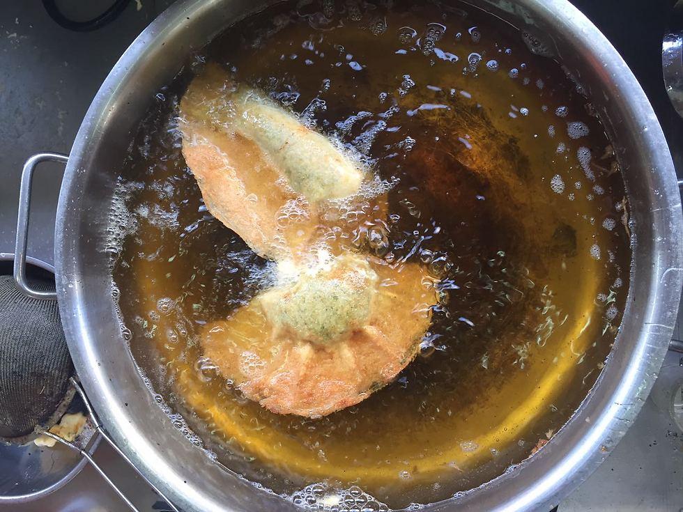 נס פח השמן, בוריקה (צילום: גיא גמזו)