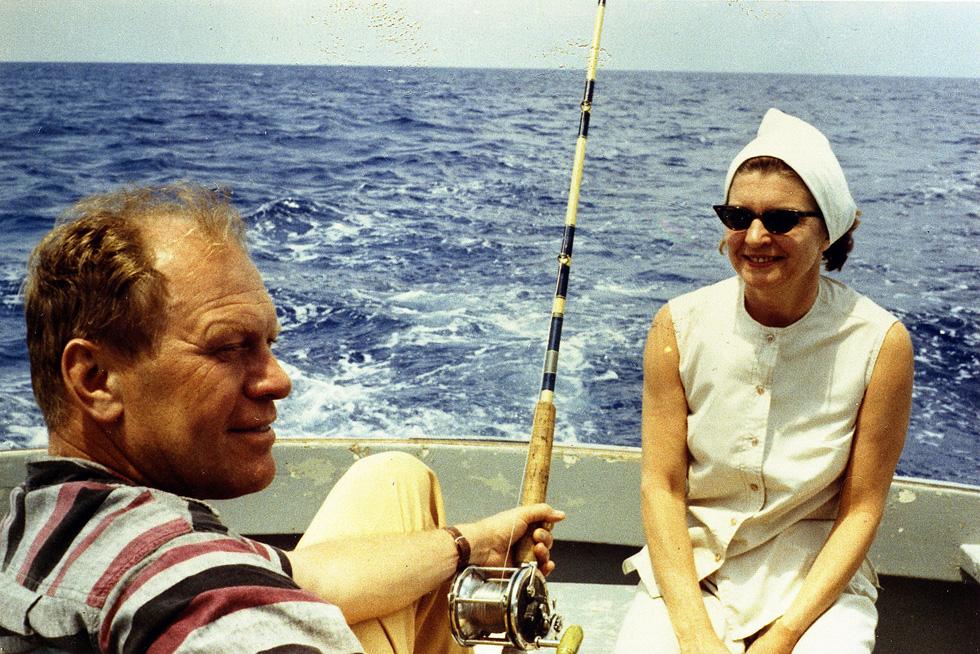 קידמה זכויות נשים, דיברה בעד לגליזציה של מריחואנה, קיום יחסי מין לפני הנישואים וחוקיות ההפלות - וכל זה, כגברת ראשונה של נשיא רפובליקני. בטי פורד, 1972 (צילום: Gettyimages)