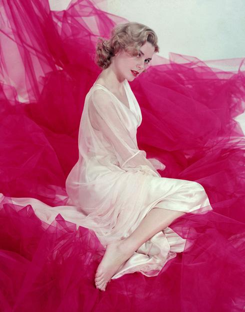 מדוגמנית לנסיכת מונקו. גרייס קלי, 1953 (צילום: Gettyimages)