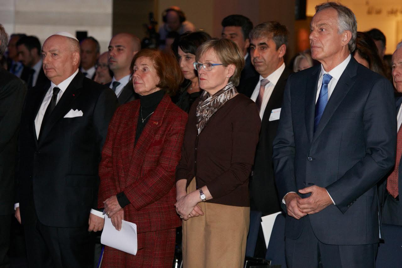 На церемонии в Европарламенте. Фото: пресс-служба ЕЕК