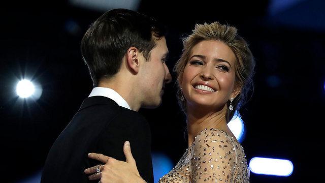Иванка и Джаред. Фото: AP