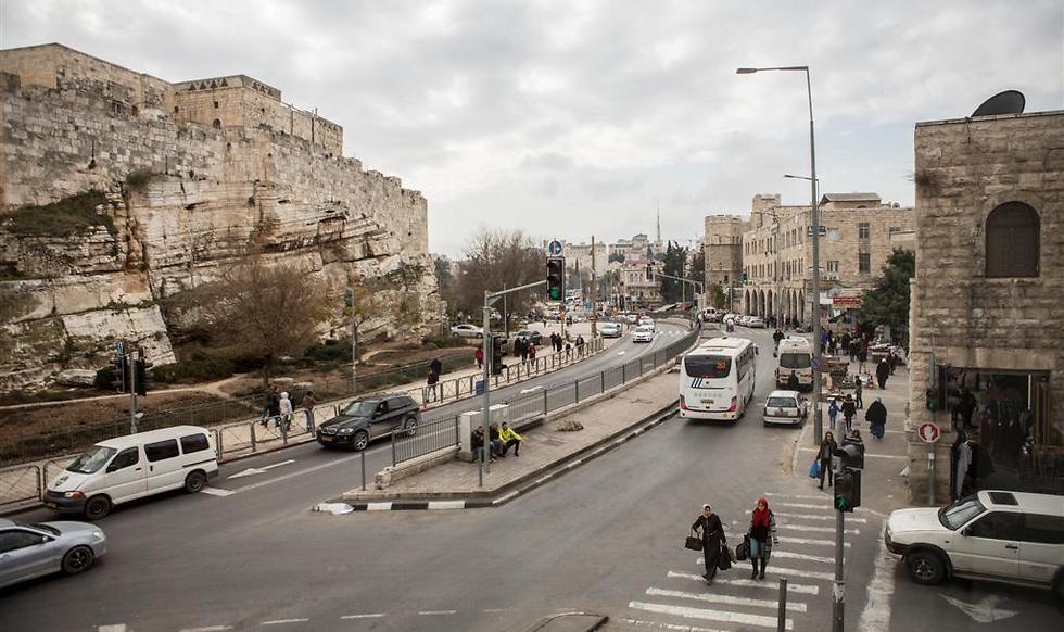 מזרח ירושלים (צילום: תומי הרפז) (צילום: תומי הרפז)