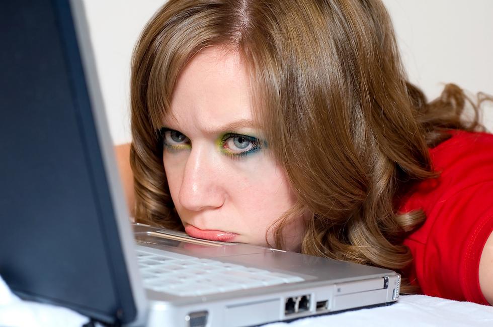 הרגתם אותי כבר, גברים כושלים באתרי היכרויות (צילום: Shutterstock) (צילום: Shutterstock)
