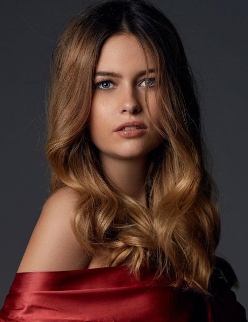 הכי צעירה בתחרות. ים קספרס אנשל, נערת ישראל (צילום: Miss Universe Organization)