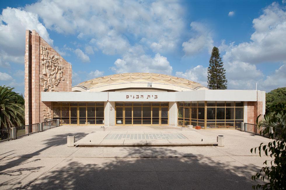 פאר האדריכלות הישראלית. לחצו על התצלום (צילום: עמרי טלמור)