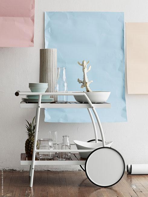 אחד העיצובים של סקנקום לאיקאה (צילום: Ikea)