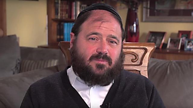 רוצה לשנות את המצב בישראל. הרב יעקב הורוביץ ()