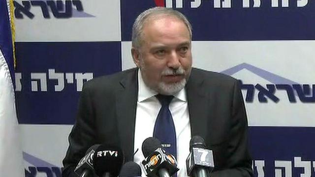 Avigdor Lieberman (Photo: Eli Mendelbaum)