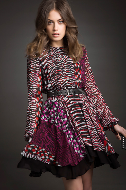 Fashion List Showroom. הנחות של 50-30 אחוז (צילום: דביר כחלון)