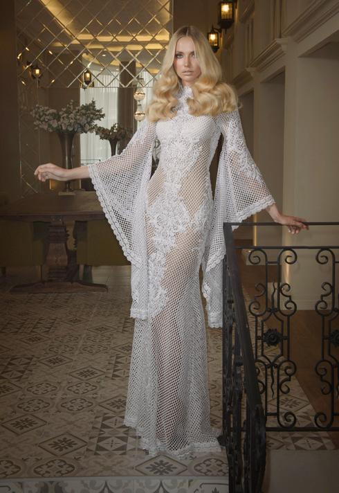 עובד כהן. מכירת שמלות כלה ושמלות ערב (צילום: דביר כחלון)