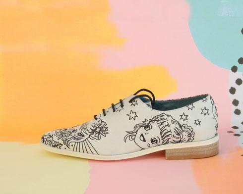 עודד ארמה. 40-30 אחוז הנחה על דגמי החורף ו-50 אחוז הנחה על הנעליים המאוירות (צילום: יואב שלף)