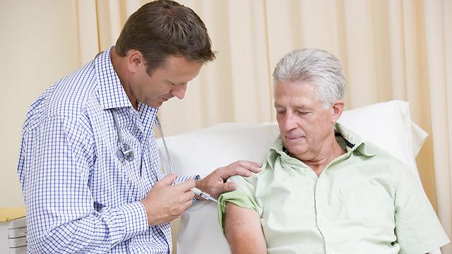 החיסון לדלקת ריאות אפקטיבי למספר שנים (צילום: index open) (צילום: index open)