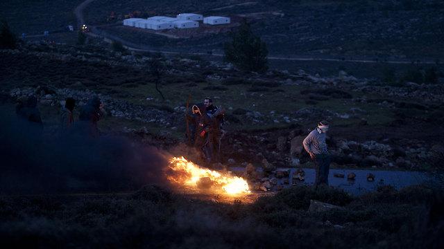 עמונה בשבת ערב (צילום: gettyimages) (צילום: gettyimages)