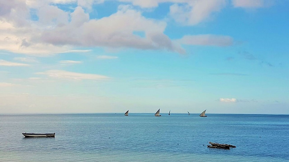 הנוחות של אחרי המסע. זנזיבר.  (צילום: מאגמה) (צילום: מאגמה)