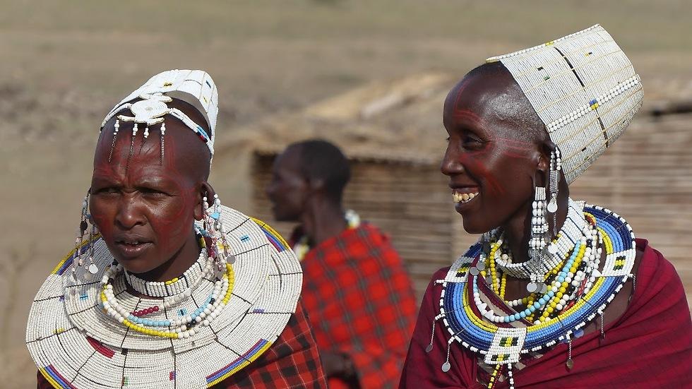 כאן מקבלים את אפריקה שהיא הרבה יותר אמיתית. הרבה יותר אותנטית (צילום: נילה מרקס) (צילום: נילה מרקס)