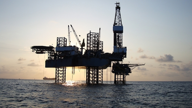 Israeli natural gas reserves (Photo: Shutterstock) (Photo: Shutterstock)