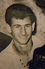 עבד כמלגזן בנמל חיפה. אמר (צילום: מכבי חיפה)