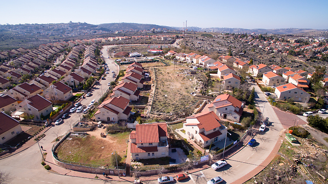Amona before it was evacuated (Photo: Topview)