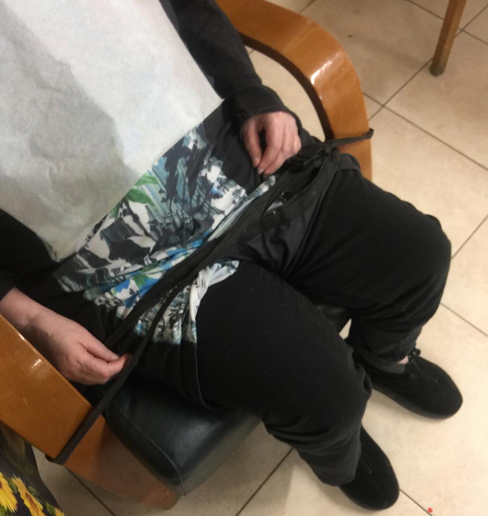 קשירות לכיסא  ()