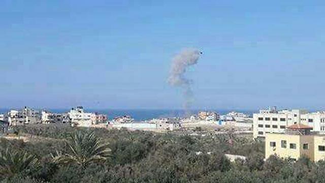 IDF strike