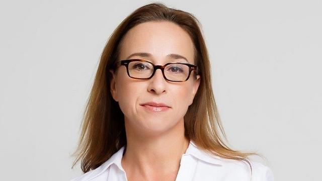 """אורלי פרידמן מרטון, סמנכ""""ל, יועצת משפטית ומנהלת אחריות תאגידית, מיקרוסופט ישראל (צילום: יח""""צ)"""