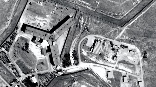 הכלא הצבאי שבו הוצאו להורג 13 אלף אסירים. סיידנאיא (צילום: AP)