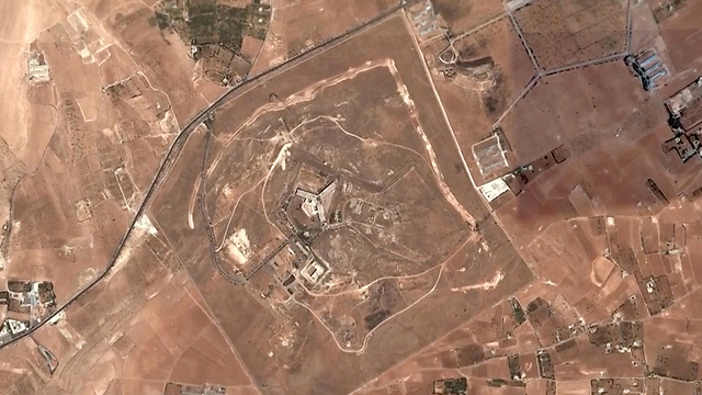 The Saydnaya prison, the Syrian 'slaughterhouse.' The morality people don't care because it's about Arabs and Muslims murdering Arabs and Muslims (Photo: Amnesty International) (Photo: Amnesty International)