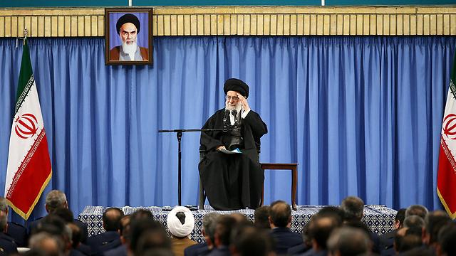 דרמה דמוגרפית בניצוחה של איראן. חמינאי (צילום: רויטרס)