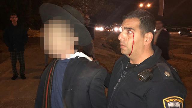 Photo: Police Spokesperson's Unit (Photo: Israel Police)