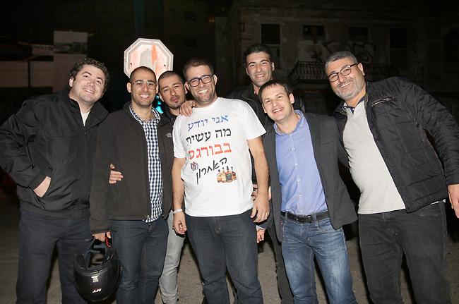"""אהבנו את החולצה. ח""""ח לחברים (צילום: ענת מוסברג)"""