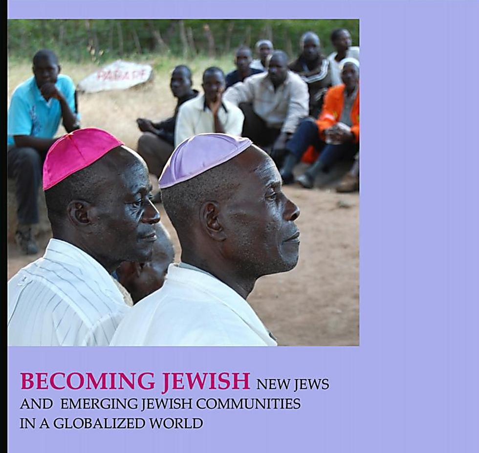 Prof. Tudor Parfitt and Dr. Netanel Fisher's book, 'Becoming Jewish'