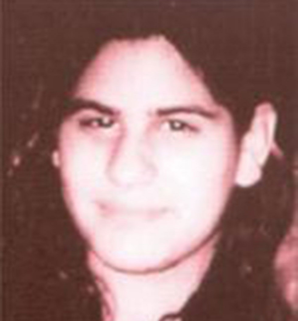 Nirit Cohen, 13, when she died