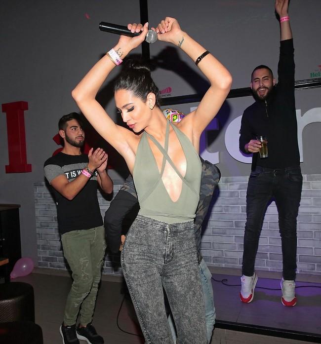 היא רק רוצה לרקוד (צילום: שוקה כהן)