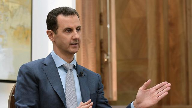 Syrian President Bashar Assad (Photo: AP) (Photo: AP)