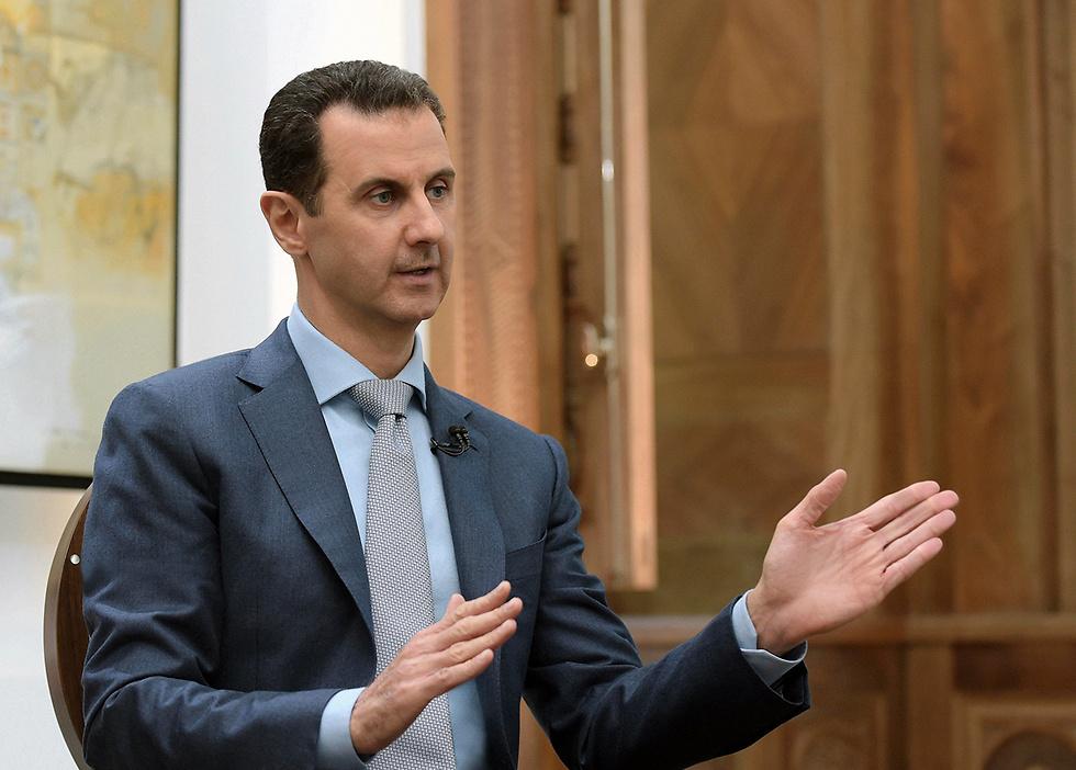 לא מנהל את העניינים בכל סוריה. אסד (צילום: AP)