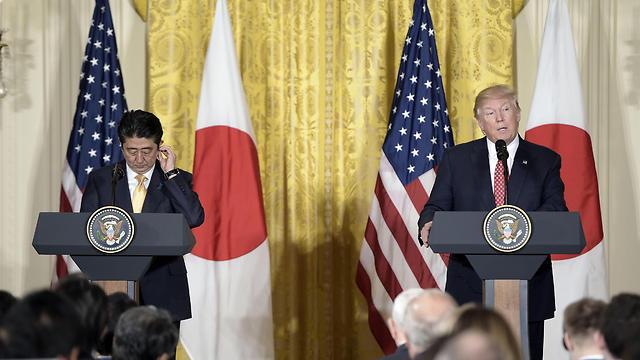 השניים בבית הלבן (צילום: AFP) (צילום: AFP)