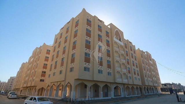 """""""העיר חאמד"""" - שכונה חדשה בחאן יונס ()"""