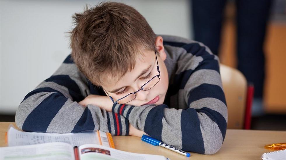 אולי הוא עייף (צילום: shutterstock) (צילום: shutterstock)