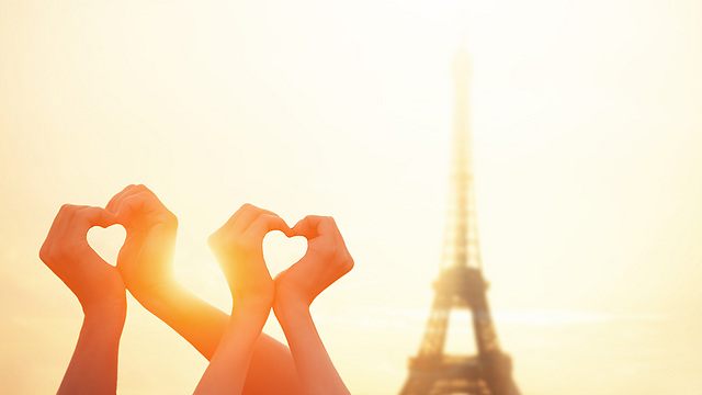 כבר לא בראש הרשימה הרומנטית עבור הישראלים: פריז (צילום: shutterstock) (צילום: shutterstock)