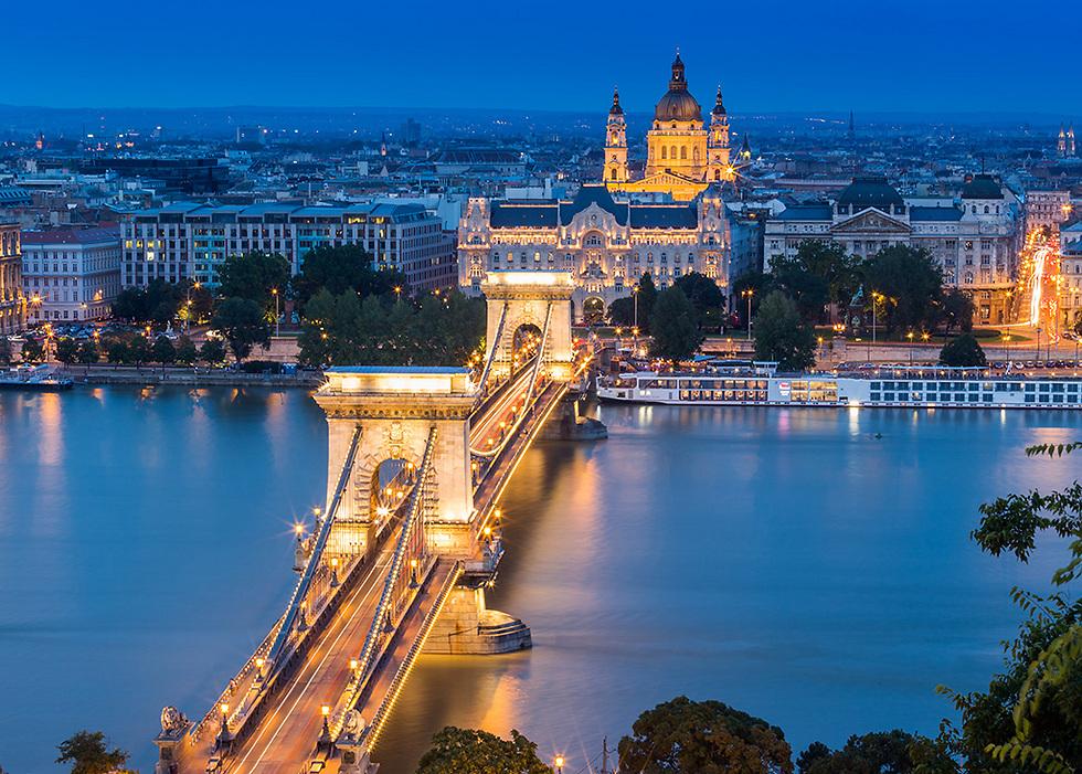 בודפשט, הונגריה (צילום: iStock)