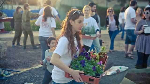 """שיתוף פעולה בין """"רוח טובה"""" להדסטארט יסייע בגיוס מתנדבים (צילום: יח""""צ)"""