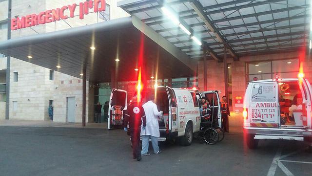 מיון בית החולים זיו (צילום: דוברות המרכז הרפואי זיו) (צילום: דוברות המרכז הרפואי זיו)