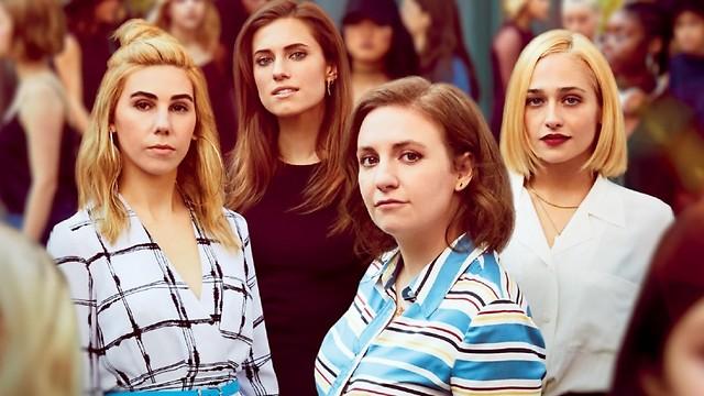 """העונה השישית תהיה האחרונה. """"בנות"""" (באדיבות yes)"""